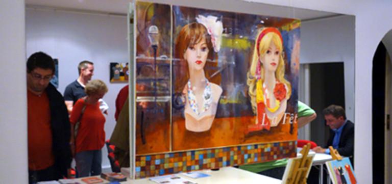 Galerie im Bürgerbüro